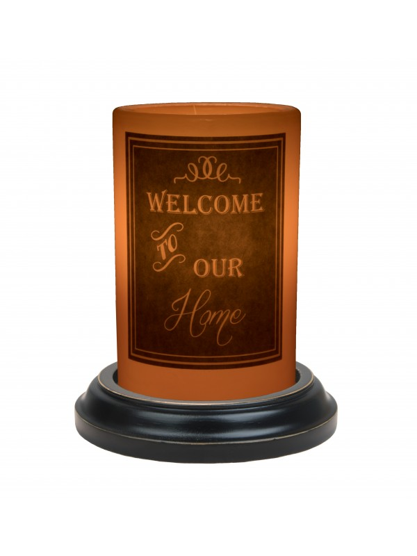 Chalkboard Welcome Home LastingLite Sleeve